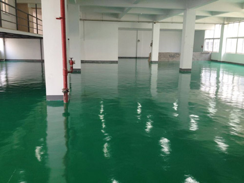 蚌埠合肥阳光工业园地坪