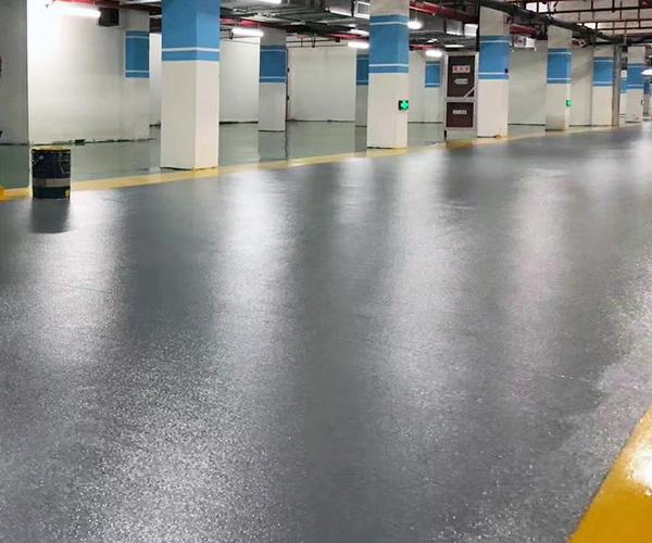 蚌埠室外聚氨酯超耐磨地坪