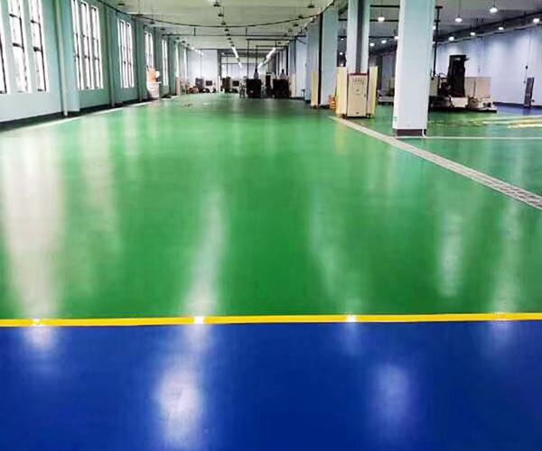 安庆水性聚氨酯超耐磨地坪