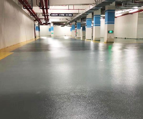 蚌埠聚氨酯超耐磨地坪